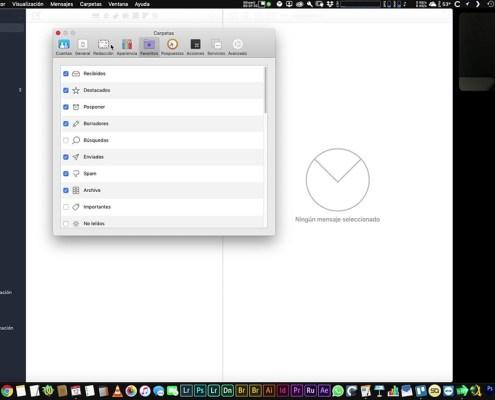 Correo Airmail: Configuración del programa Parte 1
