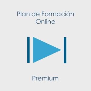 Plan de Formación Online Premium