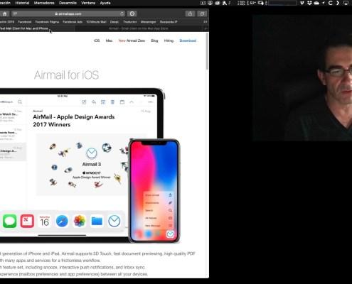 Airmail iOS: Modelo de suscripción