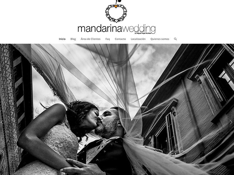 Mandarina Wedding