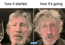 Roger Waters how it started