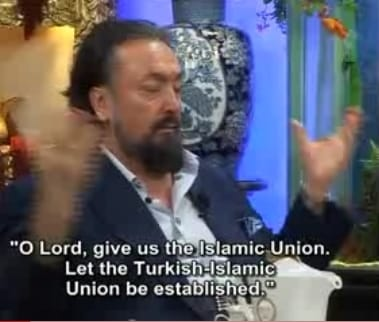 Image result for pics of adnan oktar