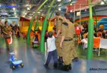 image safe play space in Sderot for children to play