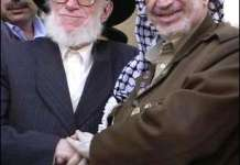 Moshe Hirsch Yasser Arafat