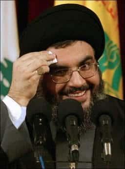 Nasrallah wipes
