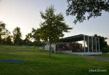 Gan Ha'atzmaut, Independence Park in Jerusalem, Israel