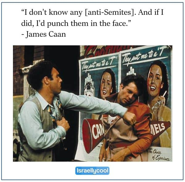 james caan sonny poster