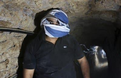 palestinian smuggler