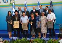first Jerusalem Unity Prize