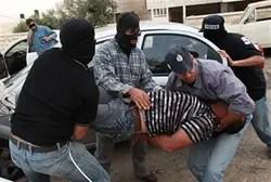 Detenidos por las fuerzas especiales (archivo)