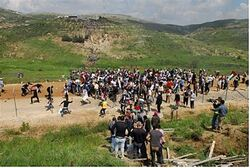 March on Majdal Shams, May 15