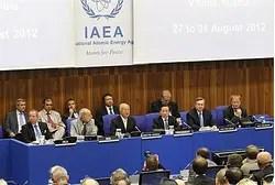 IAEA officials