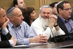 Nuevo Judío Inicio diputados rabino Eli Ben Dahan y Motti Yogev