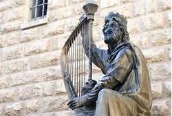 Statue of King David, King David's Tomb