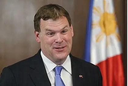 Canadian Foreign Affairs Minister John Baird