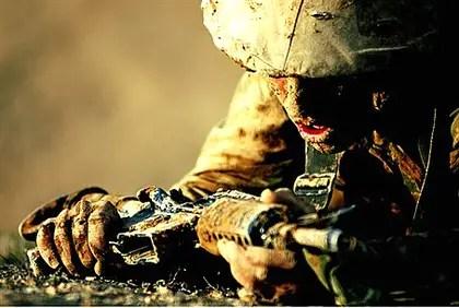 Brigada Nahal soldado