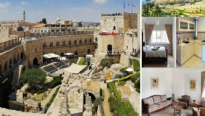 Our Holiday Apartment In Jerusalem Is Available