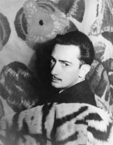 Сальвадор Дали в 1939 году. Фото: Wikipedia, Carl Van Vechten