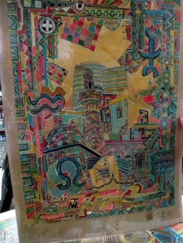 Девичья башня Мир-Теймура (Medium)