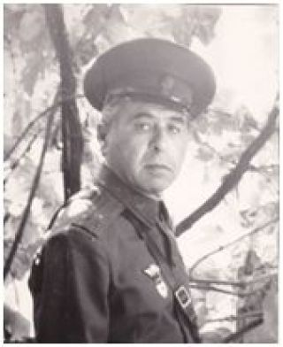 Автор в Афганистане 1979–1982 гг.