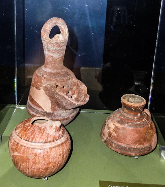 Фото автора: «Сосуд для смешивания двух жидкостей» (Музей библейских стран).