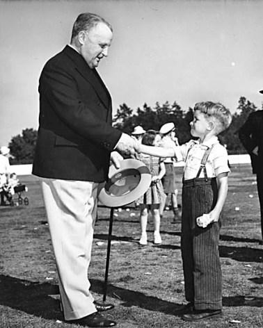 В 1939 году премьер Британской Колумбии Томас Дафферин Паттуло заявил, что его провинция будет принимать беженцев, но не евреев. Фото: Wikipedia / City of Vancouver Archves