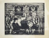 Эдвард Мунк, «Меланхолия-1»