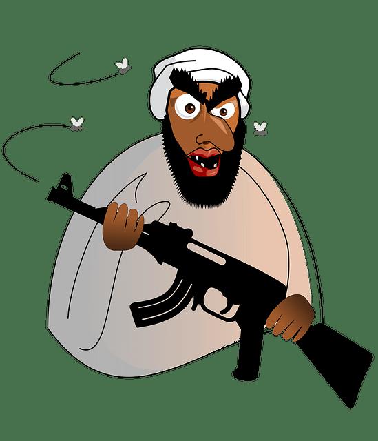 Дорогой их террорист