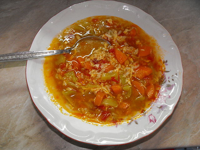Шурпа и другие супы с бараниной