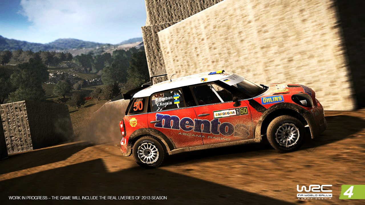 WRC 4 Available Now Inside Sim Racing