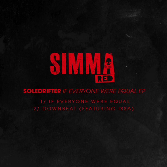 SIMMA Red Soledrifter EP ft ISSA