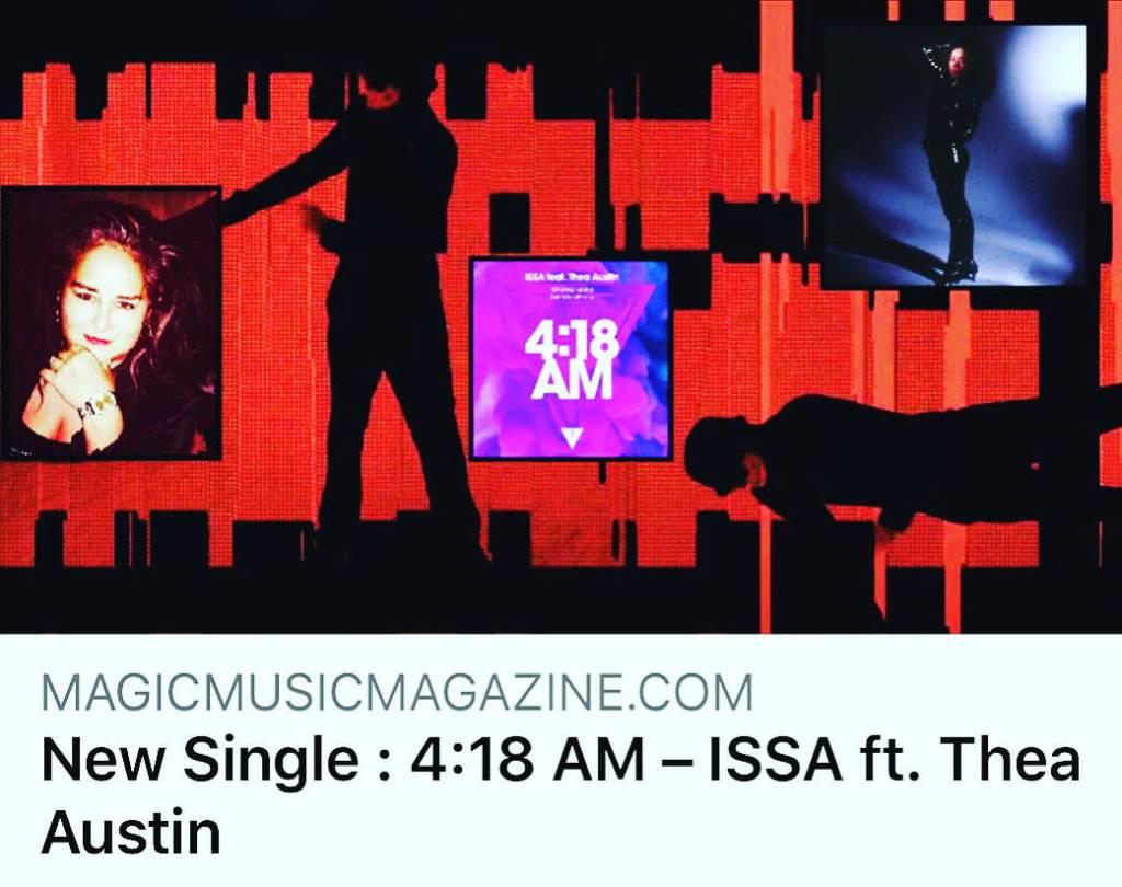 Magic Music Magazine - ISSA