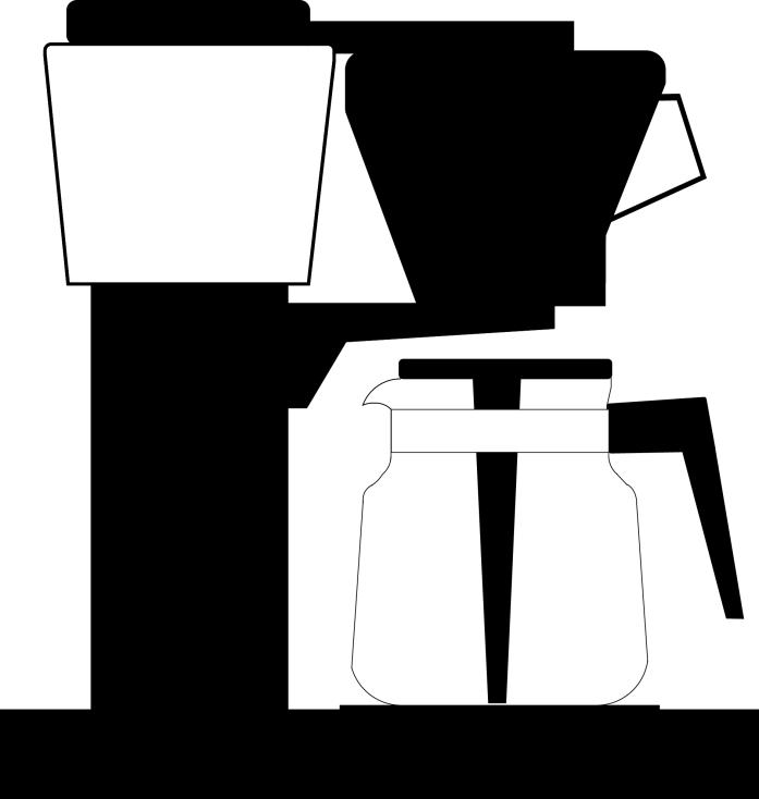 Stilisering av en Moccamaster