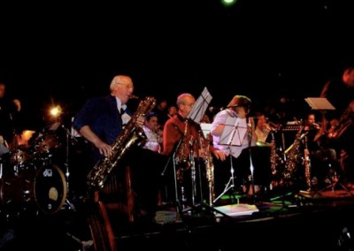 Voice of the North Jazz Orchestra permiering Issie's Nonephency Suite - 2009