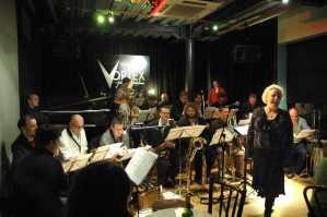 Issie Barratt's Jazz Orchestra @ Vortex Jazz Club 2007