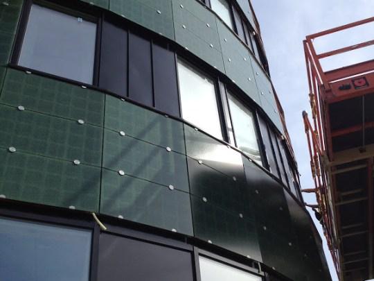 Fasade kurve nederst