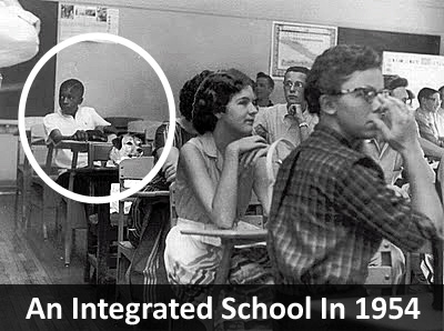 An Integrated School In 1954
