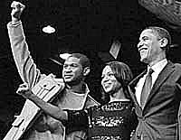 Black Power President Barack Hussein Obama II