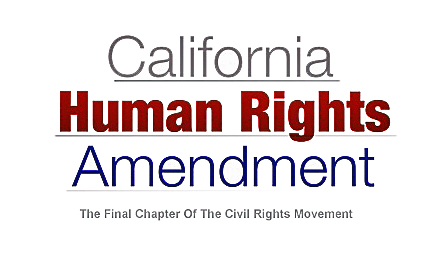 California Human Rights Amendment