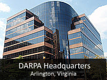 Defense Advanced Research Projects Agency (DARPA) Headerquarters
