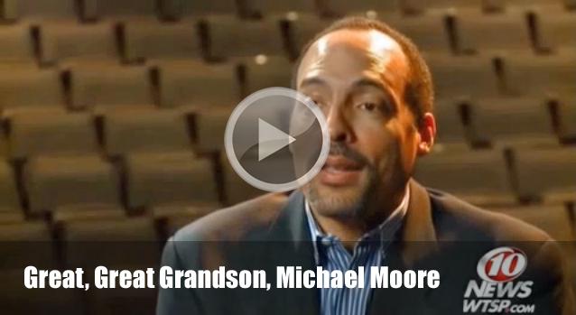 Robert Smalls' Great, Great Grandson Michael Moore