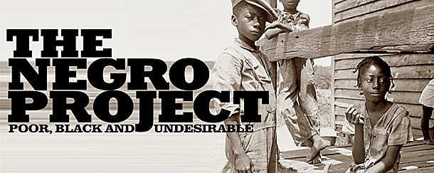 The Negro Project 1.0