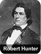 Confederate Senator Robert Hunter