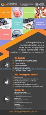Standy Artwork - Convergence Finance