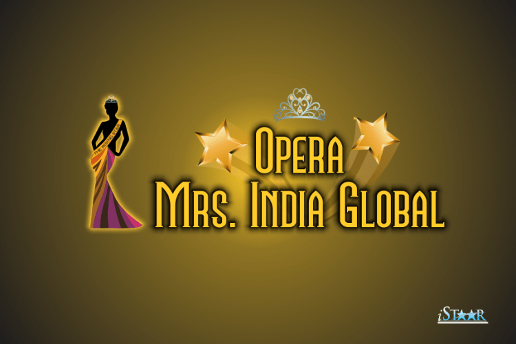 Opera Mrs India Global by iStaar