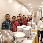 Catering Prasmanan Melayani Customer di Jakarta Utara