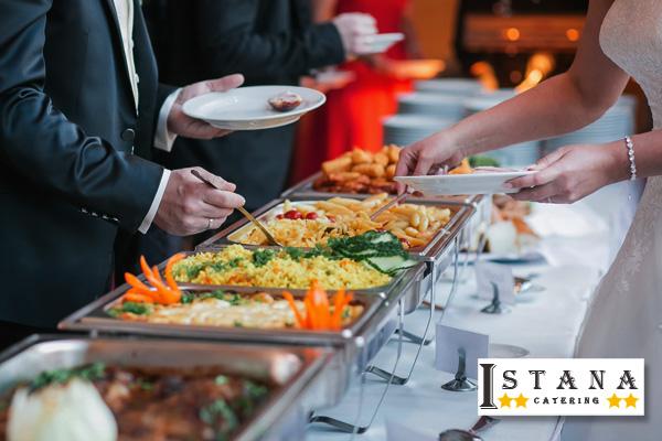 Catering prasmanan murah di  Marga Jaya Bekasi