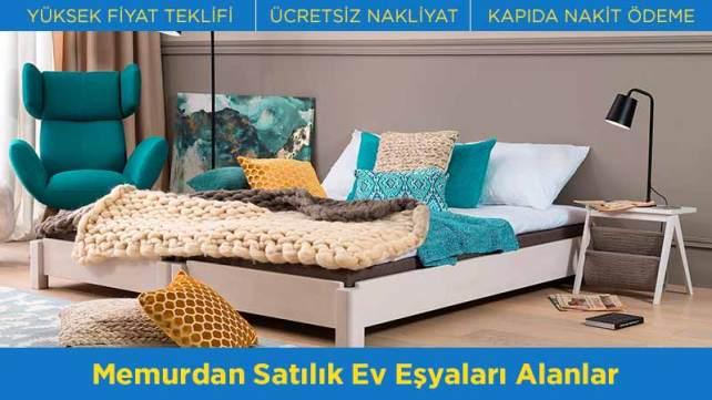 Memurdan satılık ev eşyaları alanlar hizmeti: 0532 165 45 47