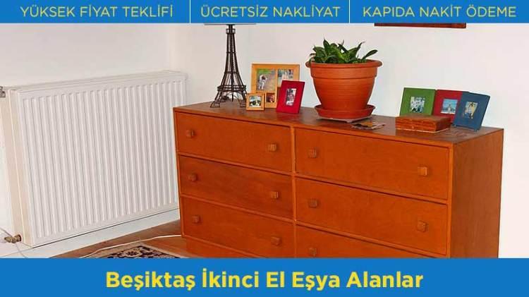 İhtiyaç fazlası 2.el ev eşyalarını güvenle satabileceğiniz firmamız; Beşiktaş ikinci el eşya alanlar hizmeti kapsamında ücretsiz nakliye seçeneği sunmaktadır. Böylece, kazancınızı daima artırmaya devam ediyoruz.
