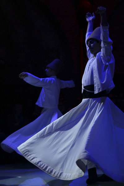 Hodjapasha Art And Culture Center Rumi The Name Mevlana